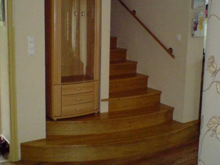 Lépcső, korlát, falépcső